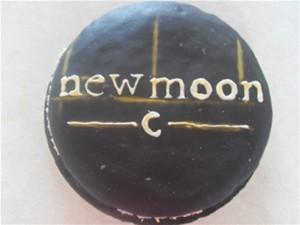 Pastel New Moon