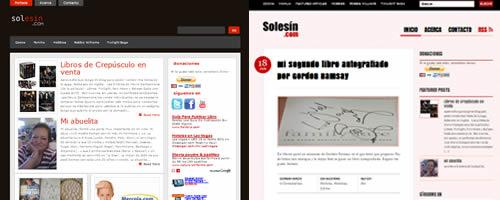 Nueva imagen para solesin.com