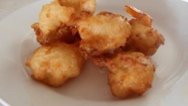 Camarones empanizados con coco – Gold Coast Coconut Shrimp